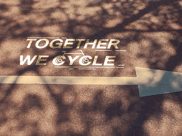 5. Premiere Together We Cycle