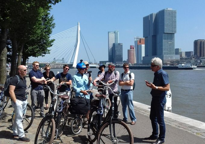 people for bikes rotterdam