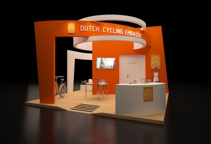 HOLLAND STAND ON BIKE FAIRS