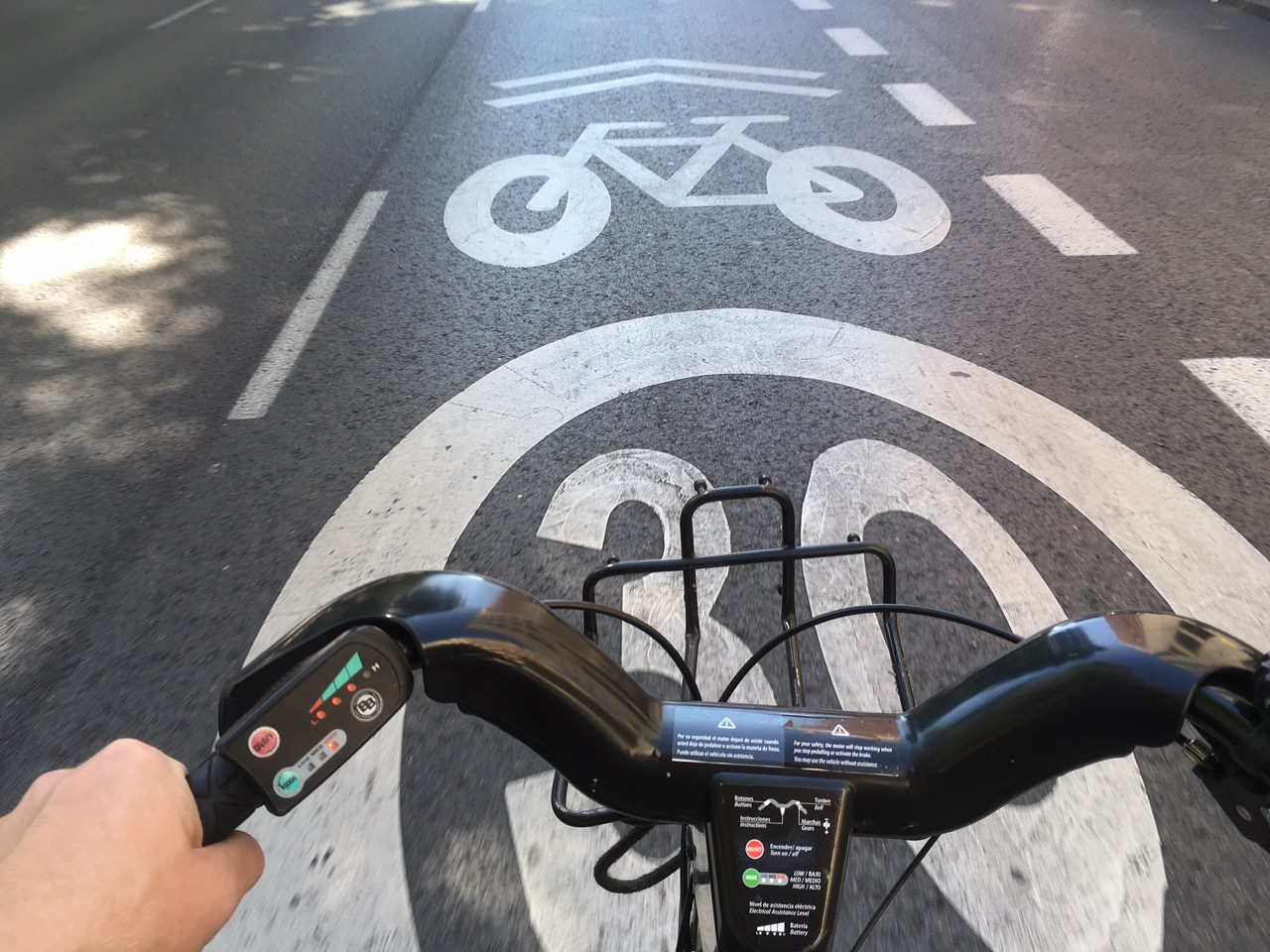 Madrid Urban Cycling Conference 2016