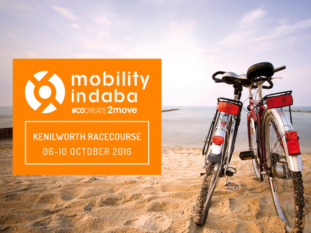 Mobility Indaba Cape Town: 2016